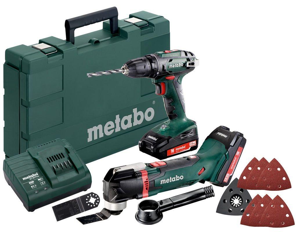 royal.tools - cordless set multi-tool +drill/screwdriver 18v - طقم